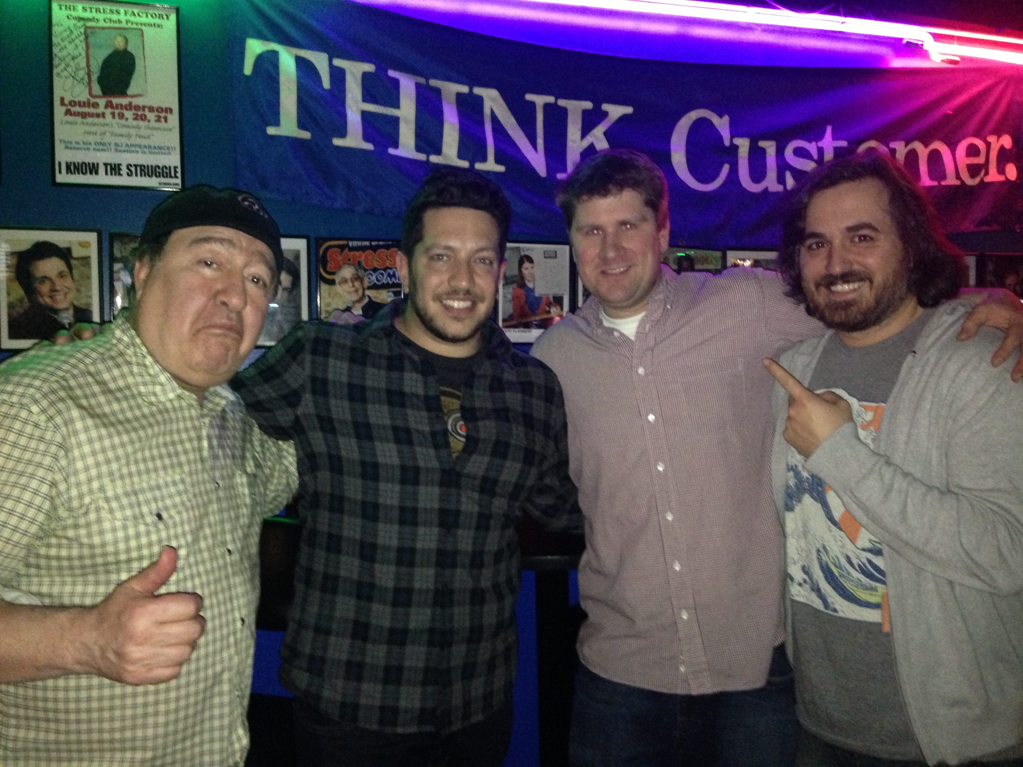 Dom Irerra and the Impractical Jokers.JPG